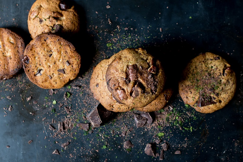 Chocolate Chip Weed Cookies